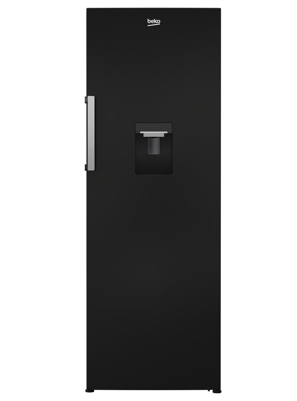 Beko Non-Plumbed Larder Fridge With Water Dispenser - Black (LP1671D)