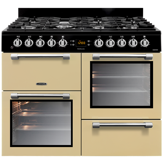 Leisure 100cm Cookmaster Dual Fuel Range Cooker
