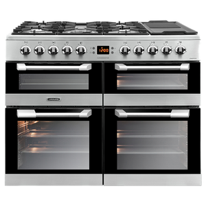 Leisure 100cm Cuisinemaster Dual Fuel Range Cooker (CS100F520)