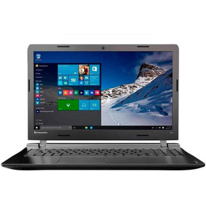 "Lenovo Ideapad 100 Intel Pentium N3540 2.16Ghz 1TB Hard Drive 4GB RAM 15.6"" Widescreen Windows 10 Laptop"