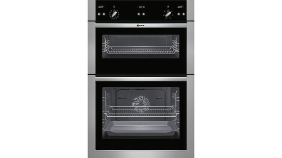 Neff Circotherm Double Oven Stainless Steel (U15E52N5GB)