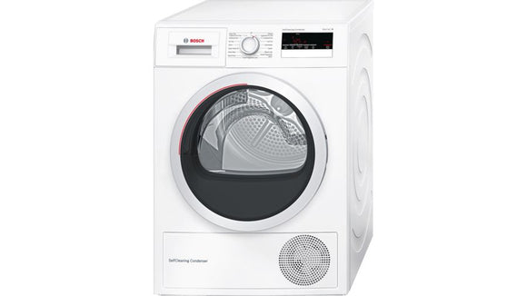 Bosch Serie 4 Condenser Tumble Dryer with Heat Pump (WTM85250GB)
