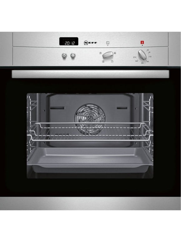 Neff (B12S22N3GB) Built-in Single Oven Built-in with CircoTherm