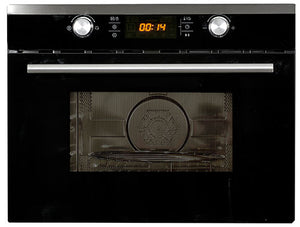 NordMende (NM451IX) 900w 44L Built-in Microwave Oven with Grill