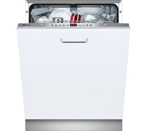 Neff (S51M53X2GB) Fully Integrated Standard Dishwasher, 60cm