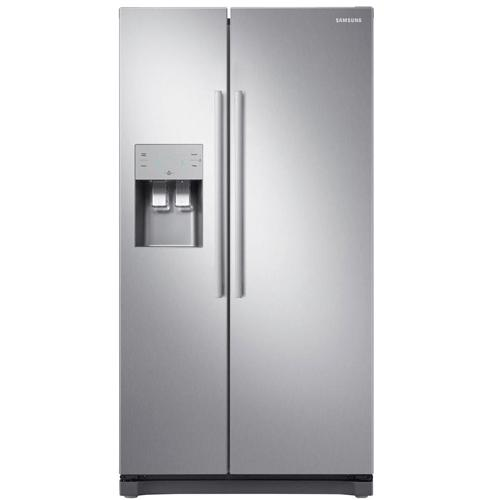 Samsung RS50N3513SL American Fridge Freezer - Metal Graphite