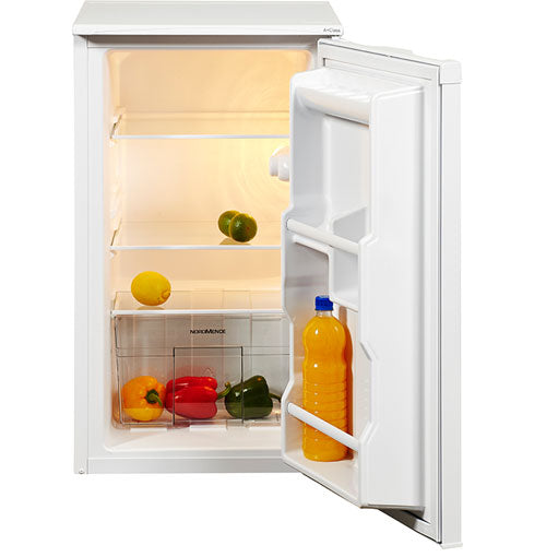 Nordmende (RUL121NMWHAPLUS) 105L Under Counter Fridge with 12L Freezer - White