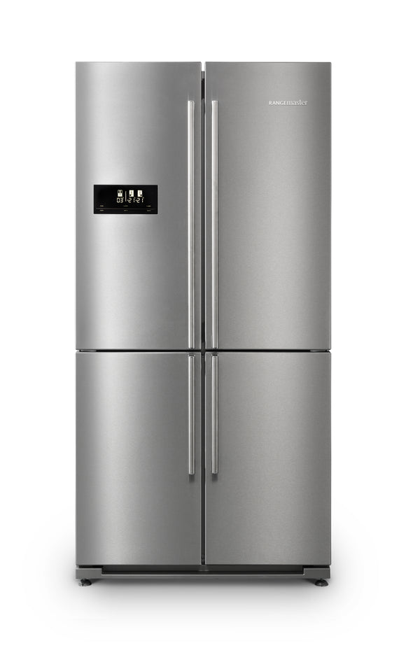 RANGEMASTER RSXS REFRIGERATOR | FRIDGE FREEZER | STAINLESS STEEL