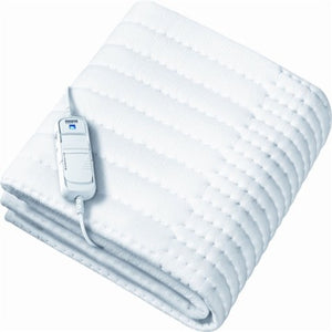 Beurer () King Size Dual Control Padded & Fleece Heated Underblanket