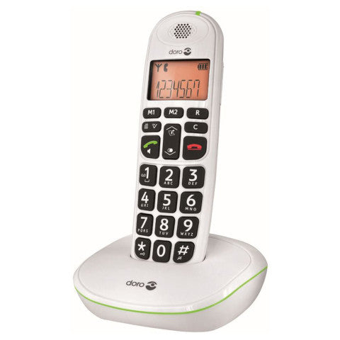 Doro (100W) 100W PhoneEasy® Cordless Dect Telephone
