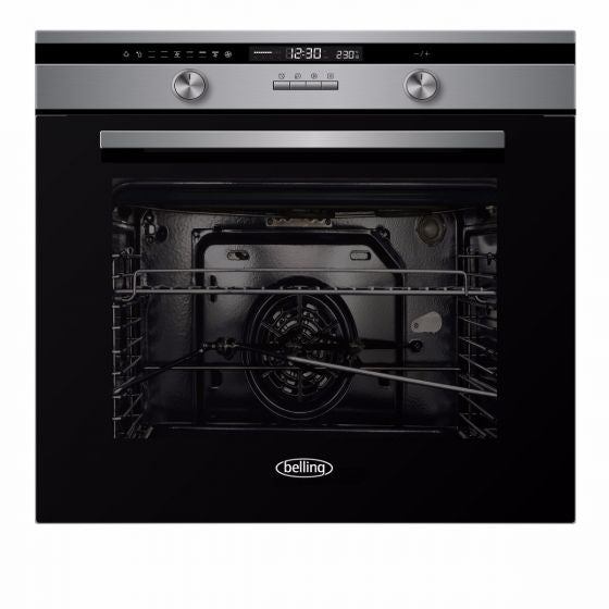 Belling Stainless Steel Single Oven - (BI60MPCSS)