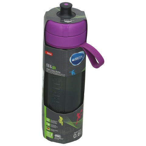 Brita (1020339) Fill & Go Active Water Filter Bottle