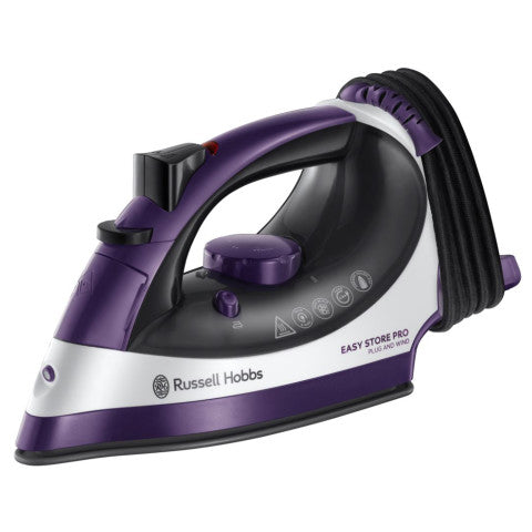 Russell Hobbs (23780) Easy-Store Pro Plug & Wind Steam Iron