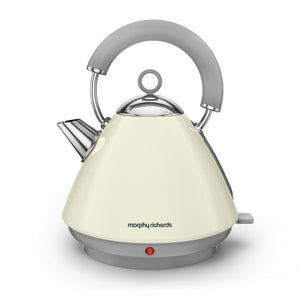 Morphy Richards (102034) Accents Pyramid Traditional Kettle