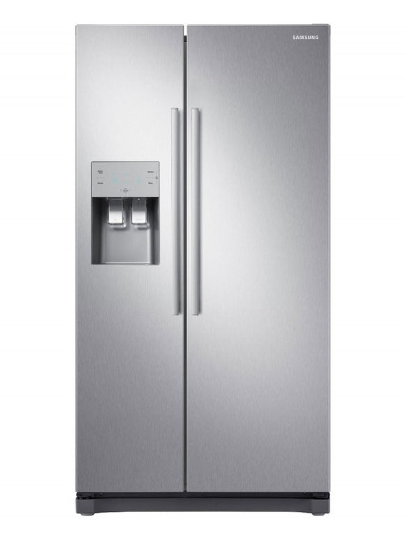 SAMSUNG FREESTANDING AMERICAN STYLE FRIDGE FREEZER | RS50N3513SL