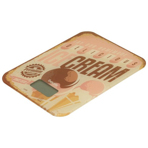 Beurer (70402) KS 19 Ice Cream Kitchen Scale