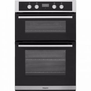 Hotpoint (DD2844CIX) Built-in Multifunction Double Oven - Stainless Steel