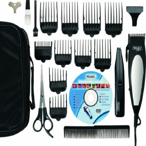 Wahl (7930513) Vogue Deluxe Mains Hair Clipper Kit