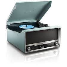 Philips Record Player/FM Radio with Bluetooth