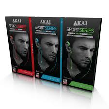 Akai Sports Series Headphones