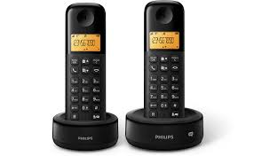 Philips Cordless Phone with Answer Machine