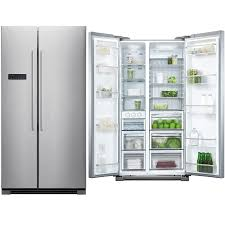 Fisher & Paykel (RX628DX1) Side by Side American Fridge Freezer