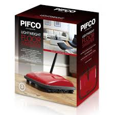 Pifco Lightweight Floor Sweeper
