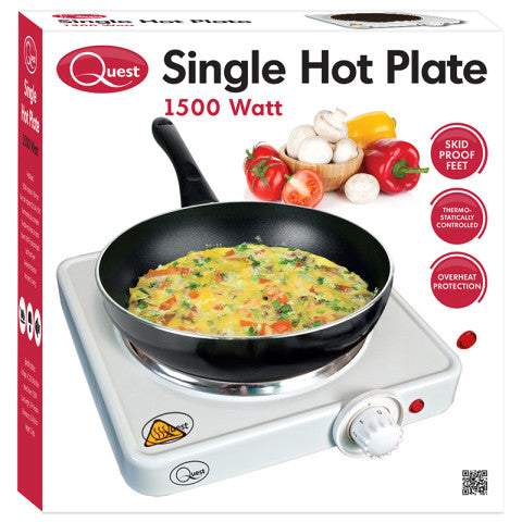 Quest (35240) Single Hot Plate