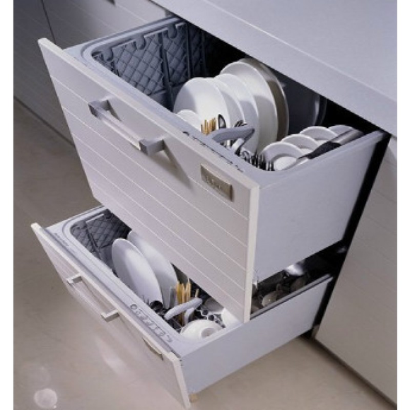 Fisher & Paykel (DD60DHI7) Integrated Double DishDrawer Dishwasher