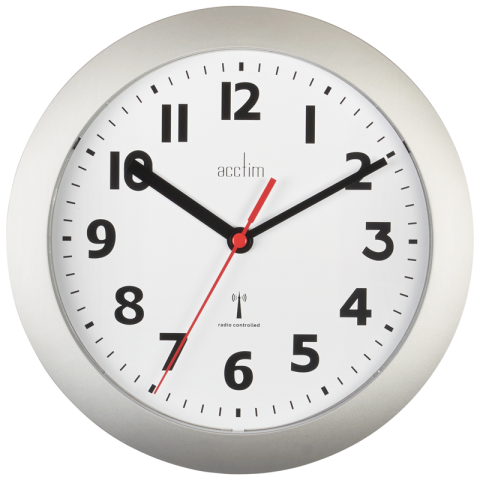 Acctim (74317) Parona Radio Controlled Wall Clock