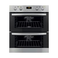 Zanussi (ZOF35712XK) Built Under Double Oven - Stainless Steel