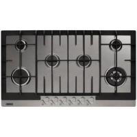 Zanussi (ZGG96624XA) Safety Thermocouple Six Zone Integrated 90Cm Gas Hob - Stainless Steel