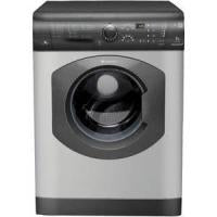 Hotpoint Aquarius 7kg Wash 5kg Dry 1400 Spin Washer Dryer - Graphite (WDF740G)