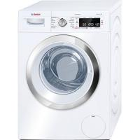 Bosch Serie 8 i-Dos 9kg 1400 Spin Automatic Washing Machine - White (WAWH8660GB)