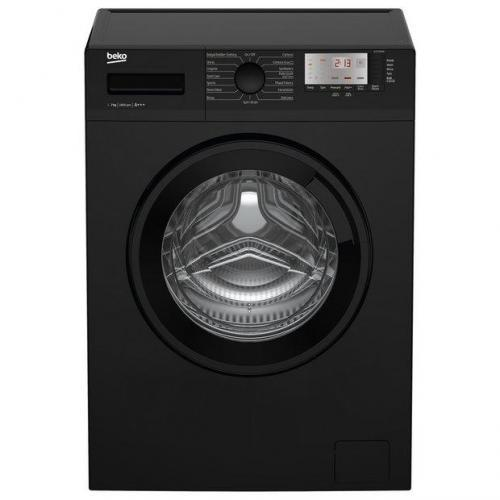 BEKO WTG741M1B | WASHING MACHINE | BLACK