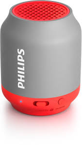 Philips Bluetooth Rechargeable Portable Speaker