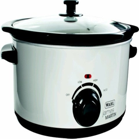 James Martin (ZX771) Slow Cooker