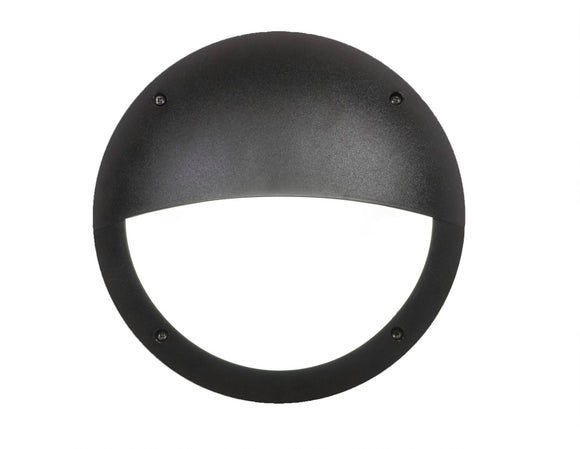 LUCIA Eyelid Black 11W LED