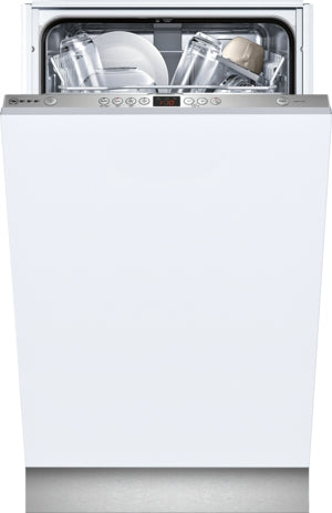 Neff (S58T40X0GB) 9 Place Slimline Fully Integrated Dishwasher