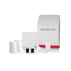 Honeywell (HS331S) Wireless Home Alarm with Intelligent Control