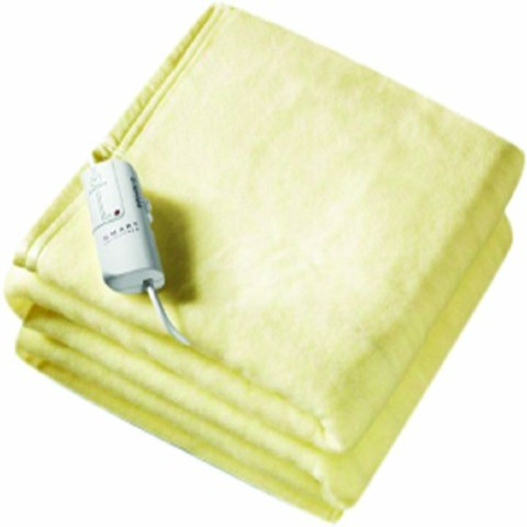 Beurer Monogram (44201) Monogram Double Dual Electric Heated Overblanket