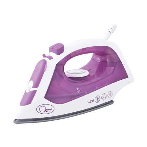 Quest (35360) Steam Iron