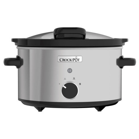 Crock-Pot (CSC044) 3.5L Hinged Slow Cooker