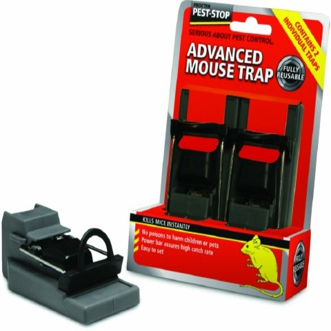 Pest Stop (PSAMT) Advanced Mouse Trap