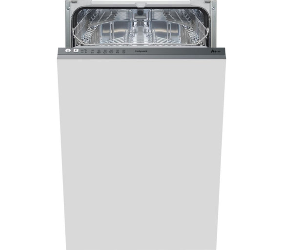 Hotpoint (LSTB6M19) Aquarius Integrated Slimline Dishwasher