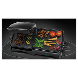 George Foreman (23450) Entertaining Grill & Griddle