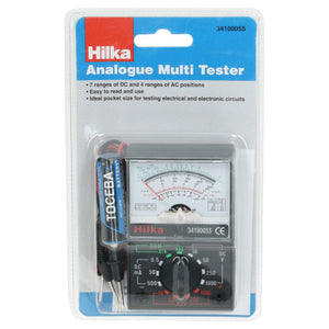 Hilka Tools (27249) Analogue Multimeter