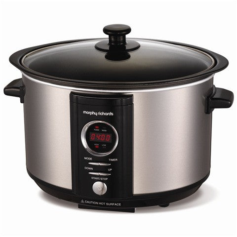 Morphy Richards (460004) Sear & Stew Digital Slow Cooker