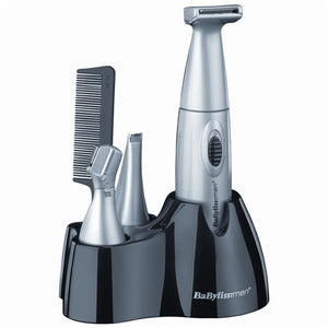 BaByliss () 6-In-1 Facial Grooming Kit