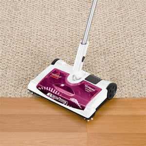 Bissell (4105E) Supreme Sweep? Turbo Rechargeable Sweeper